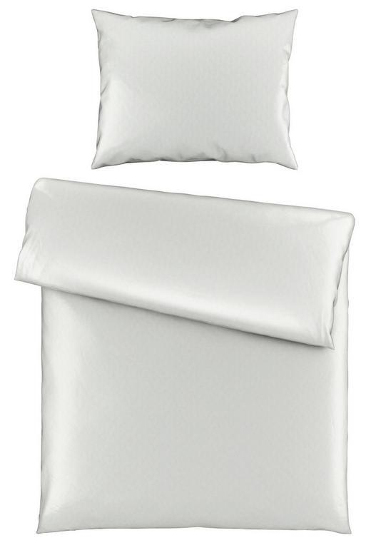 BETTWÄSCHE 140/200/ cm - Silberfarben, KONVENTIONELL, Textil (140/200/cm) - Estella