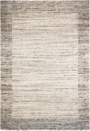 VÄVD MATTA - naturfärgad, Klassisk, textil (60/115cm) - Novel