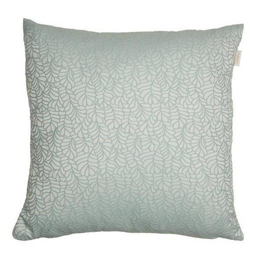 KISSENHÜLLE Mintgrün 45/45 cm - Mintgrün, Textil (45/45cm) - ESPRIT