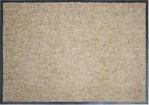 FUßMATTE 90/150 cm - Sandfarben, KONVENTIONELL, Textil (90/150cm) - Esposa