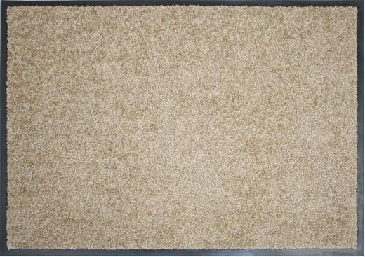 FUßMATTE 40/60 cm - Sandfarben, KONVENTIONELL, Textil (40/60cm) - Esposa