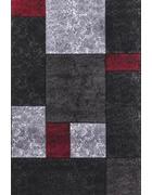 TKANI TEPIH  crvena     - crvena, Design, tekstil (80/150cm)