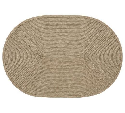 TISCHSET 30/45 cm Textil - Naturfarben, Basics, Textil (30/45cm) - Homeware