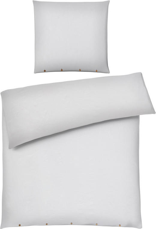 BETTWÄSCHE Weiß 135/200 cm - Weiß, Design, Textil (135/200cm) - Ambiente