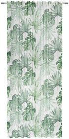 GOTOVA ZAVJESA - zelena, Konvencionalno, tekstil (135/245cm) - ESPOSA