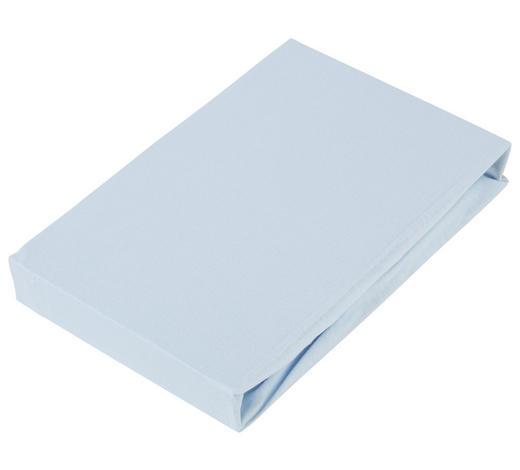 PROSTĚRADLO DĚTSKÉ - světle modrá, Basics, textil (70/140cm) - My Baby Lou