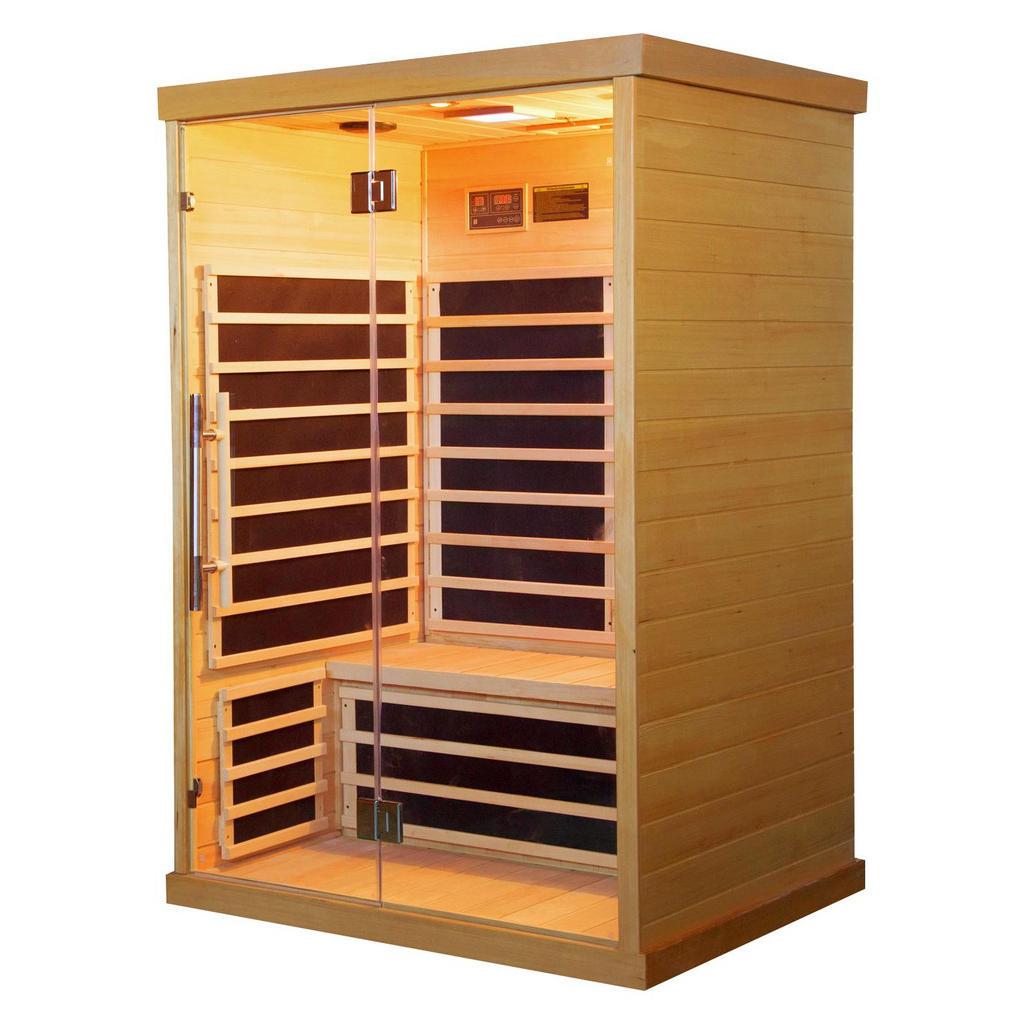 XXXL INFRAROTKABINE   Bad > Sauna & Zubehör > Saunen   Holz   XXXL Shop