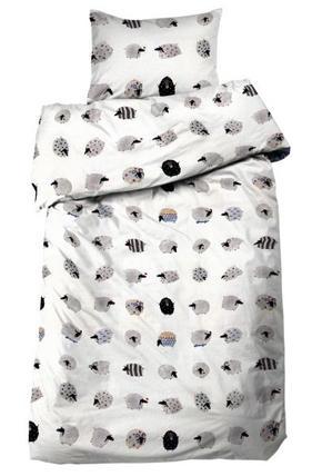 PÅSLAKANSET - vit, Design, textil (50/150/60/210cm)