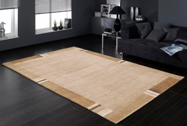 ORIENTTEPPICH  Hellbraun  140/200 cm - Hellbraun, Textil (140/200cm) - ESPOSA