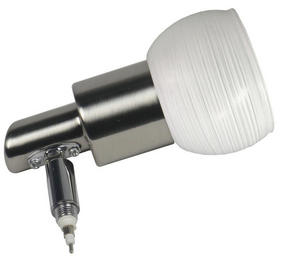 LED-SPOT - kromfärg, Design, metall/glas (6,5/10cm) - Boxxx