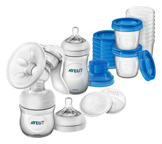 STILLSET - Blau/Transparent, Basics, Kunststoff - Avent