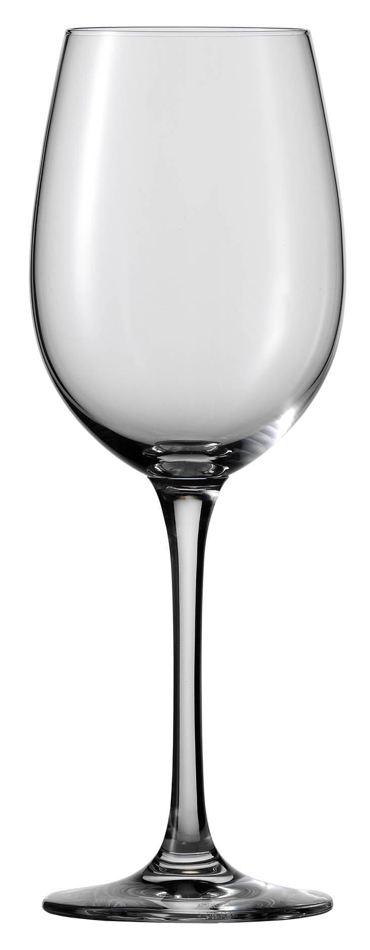 BURGUNDERGLAS - Klar, Basics, Glas (0,408l) - SCHOTT ZWIESEL