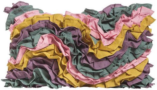 KISSENHÜLLE Multicolor 50/30 cm - Multicolor, Basics, Textil (50/30cm)