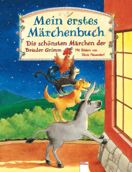 Mein erstes Märchenbuch - Basics (22/28,6/1,63cm)