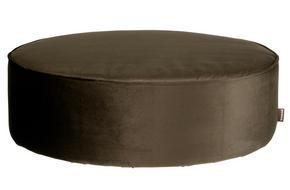 SITTPUFF - grön, Design, textil (78/26cm) - Ambia Home