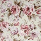LÁTKA DEKORAČNÍ  (běžný metr) - růžová/béžová, Trend, textil (140cm) - ESPOSA