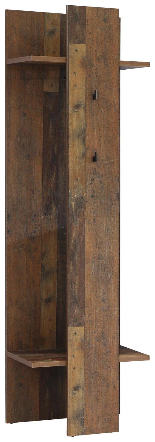 GARDEROBENPANEEL Braun - Braun, Trend (60/200,5/41,6cm) - Carryhome