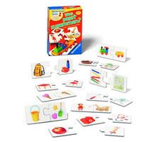 Puzzle Was Passt Zusammen - Multicolor, Basics, Karton (23,1/16,7/5,5cm) - Ravensburger