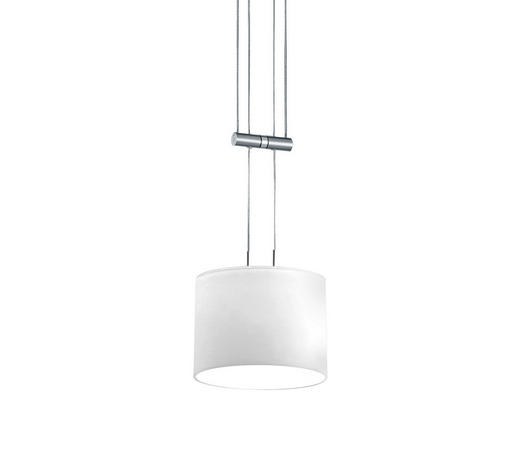 SCHIENENSYSTEM-HÄNGELEUCHTE - KONVENTIONELL, Glas/Metall (16/150cm) - Bankamp