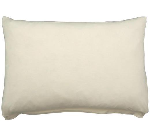 KOPFKISSENBEZUG Weiß 40/60 cm  - Weiß, Basics, Textil (40/60cm) - Schlafgut