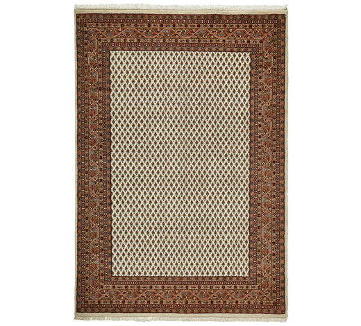 ORIENTTEPPICH  160/230 cm  Braun, Creme   - Creme/Braun, Basics, Textil (160/230cm) - Esposa