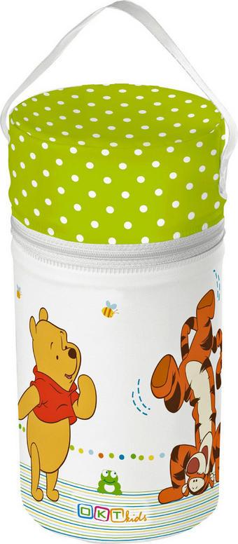 WARMHALTEBOX - Weiß/Grün, Basics, Kunststoff (10/21cm) - Disney