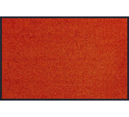 FUßMATTE  60/180 cm  Orange - Orange, Basics, Kunststoff/Textil (60/180cm) - Esposa
