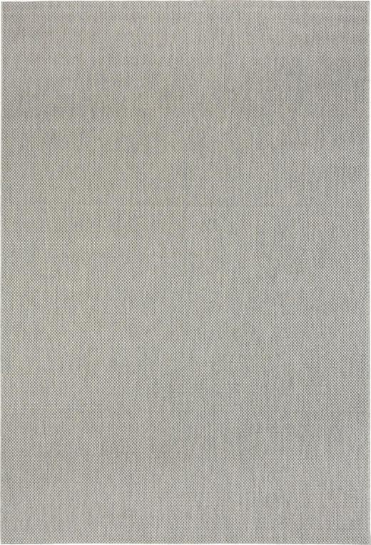 FLATVÄVD MATTA - grå, Klassisk, textil (120/170cm) - BOXXX