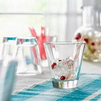 Whiskyglas-Set 6-teilig - Klar, Glas (0,215l) - LEONARDO