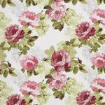 VORHANGSTOFF per lfm blickdicht  - Rosa/Grün, LIFESTYLE, Textil (140cm) - Landscape