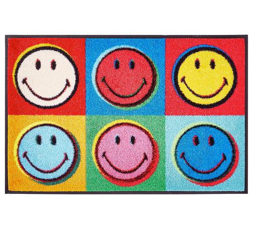 FUßMATTE 50/75 cm Multicolor  - Multicolor, Basics, Kunststoff/Textil (50/75cm) - Esposa