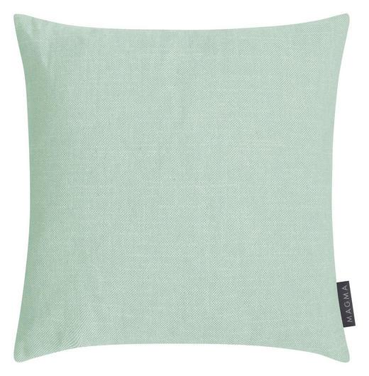 ZIERKISSEN 40/40 cm - Hellgrün, Textil (40/40cm)
