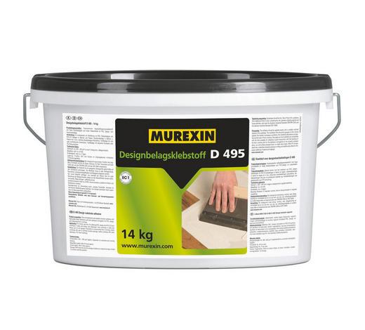 KLEBSTOFF - Transparent, Basics, Kunststoff - Murexin