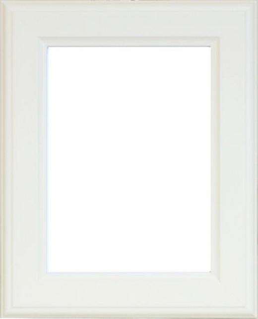 BILDERRAHMEN in Weiß - Weiß, Basics, Holz (24/30/2cm)