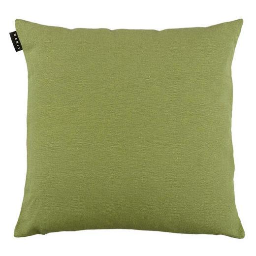POVLAK NA POLŠTÁŘ - zelená, Basics, textil (60/60cm) - Linum