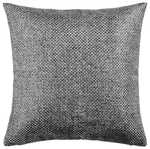 KISSENHÜLLE Anthrazit 40/40 cm - Anthrazit, Design, Textil (40/40cm) - Novel