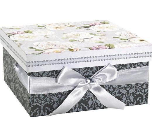 Geschenkbox - Multicolor, Trend, Papier (20/20/10cm) - Boxxx