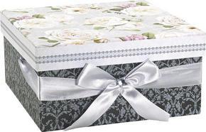 PRESENTBOX - multicolor, Trend, papper (20/20/10cm) - Boxxx