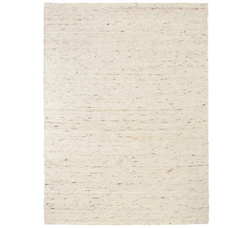 Handwebteppich 130/190 cm  - Beige, Natur, Textil (130/190cm) - Linea Natura