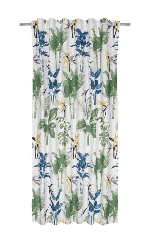 FERTIGVORHANG  blickdicht  140/245/ cm - Multicolor, KONVENTIONELL, Textil (140/245/cm) - Esposa