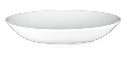 SUPPENTELLER Porzellan - Weiß, Basics (23cm) - SELTMANN WEIDEN