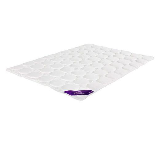 PŘIKRÝVKA DĚTSKÁ, 100/135 cm - bílá, Basics, textil (100/135cm) - Träumeland