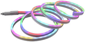 LED-STRIP 500 cm  - Weiß, LIFESTYLE, Kunststoff (500cm) - Boxxx