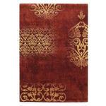 VINTAGE-TEPPICH  65/130 cm  Kupferfarben   - Kupferfarben, Basics, Textil (65/130cm) - Novel