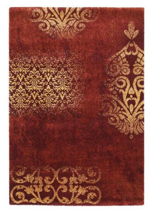 WEBTEPPICH  160/230 cm  Kupferfarben - Kupferfarben, Basics, Textil (160/230cm) - NOVEL