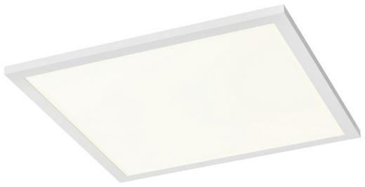 LED-DECKENLEUCHTE - Weiß, Design, Metall (45/45/6cm) - Novel