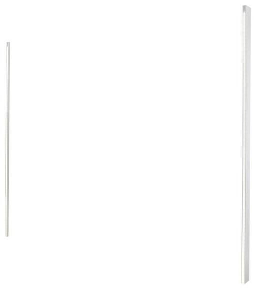 PASSEPARTOUTRAHMEN 3/236/9 cm Weiß - Weiß, Design (3/236/9cm) - Hom`in