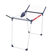 PEGASUS 180 Wäschetrockner - Blau/Weiß, Basics, Kunststoff (66/150/61cm) - Leifheit
