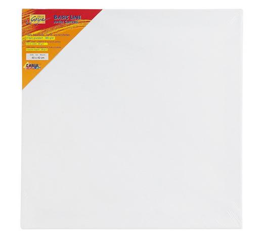 KEILRAHMEN 40X40CM - Basics, Holz/Textil (40/1,7/40cm)