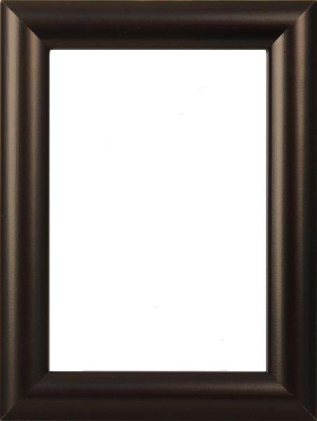 BILDERRAHMEN in Schwarz - Schwarz, Basics, Glas/Holz (40/50cm)